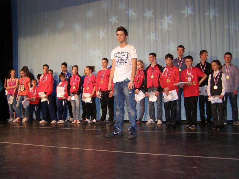 Sportgála 2012