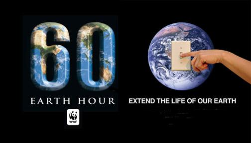 Egy gyertyafényes óra a Földért!