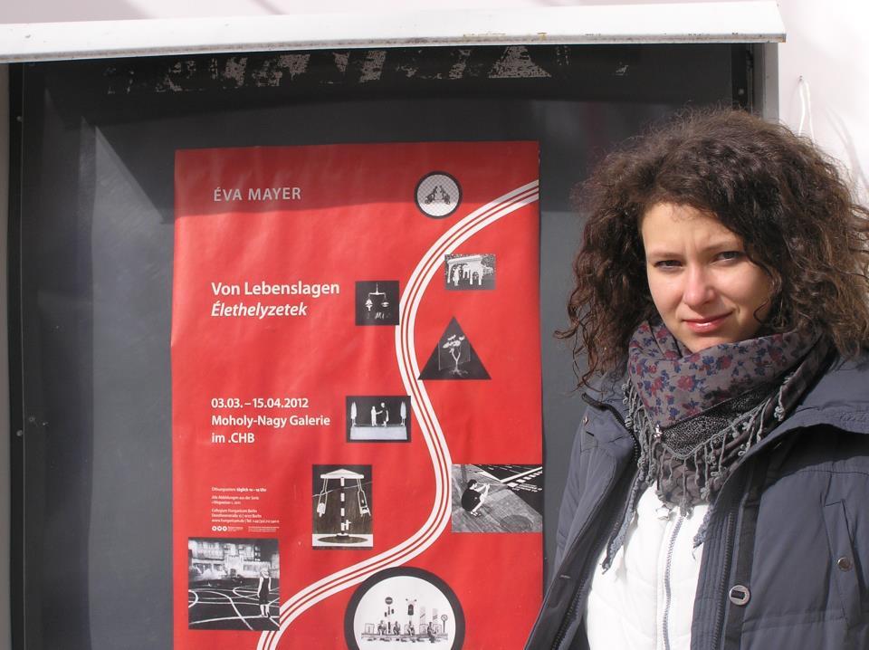 Munkácsy-díjjal tüntették ki Mayer Évát