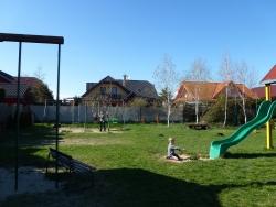 A gútori játszótér és focipálya felújítása