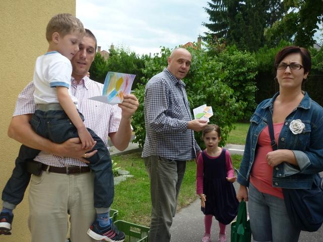 Apukák ünnepe a Duna utcai oviban