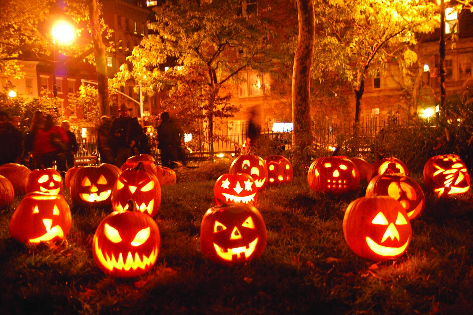 Ma van Halloween éjszakája