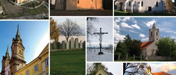Csallóköz szakrális építményei és emlékművei