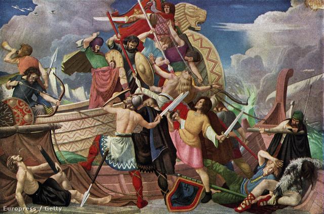 Vikingek Somorján