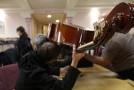 A Csalló zenekar és a tanítókórus landolt Kanadában
