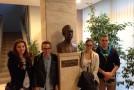 Somorjai gimnazisták az MTA Kísérleti Orvostudományi Kutatóintézetében!