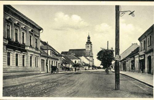Rákóczi ünnep Somorján 1926. április 25.-én