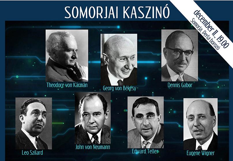 """Somorjai Kaszinó: """"Magyar Marslakók"""""""