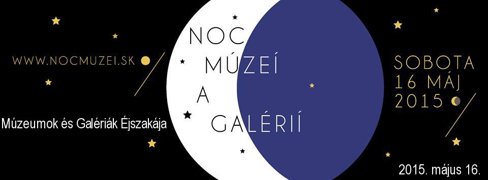 A Koronás, a Samaria Trio és a Pósfa zenekar is fellép a múzeumok éjszakáján Pozsonyban