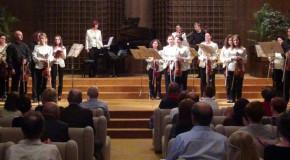 A Harmonia Classica tavaszi koncertje – Hangulatok