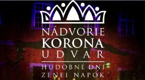 II. Korona udvar zenei napok Somorján – ajánló