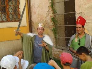 5. Koppány érsek királlyá koronázza Mátyást (Varju Péter)