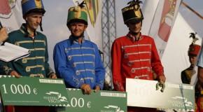 A somorjai színekben induló Egri Árpád és Becky nagy fölénnyel nyerte a Felvidéki vágtát