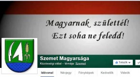 Egy szemeti magyar hazafi és községének oldala
