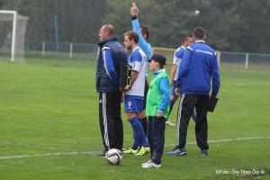 12 Mezovský Ľubomír is pályára lép