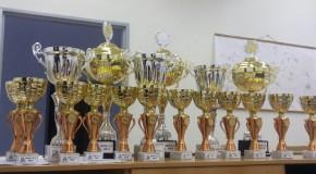 129 érmet szerzett a KCK Somorja kajak-kenu klub ebben az évben