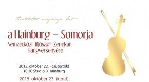 Ahainburgi és somorjai zeneiskola nemzetközi ifjúsági zenekarának koncertje