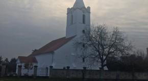 Hálaadó ünnepség asomorjai református templomban