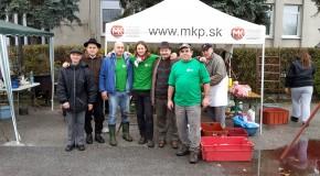Az MKP csapata lett a legegységesebb csapat a szarvai böllérfesztiválon