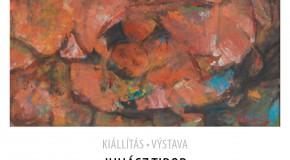 Juhász Tibor kiállításmegnyitója