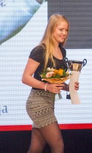 10 Somorja második legjobb sportolója, azaz legjobb sportolónője, Bittera Kitti
