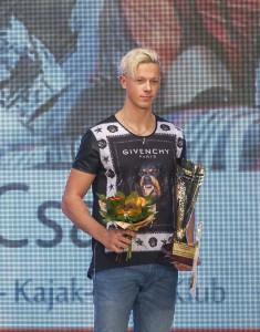 12 Somorja város legjobb sportolója 2015-ben - Zalka Csaba