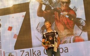 14 A győztes, Zalka Csabi