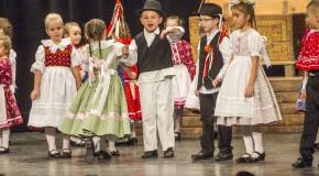 Óriási sikert aratott a Csali Gyermek Táncegyüttes évzáró műsora a kultúrházban