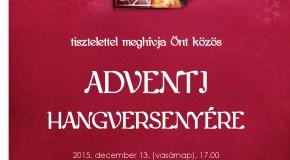 AHarmonia Classica kamarazenekar és aHíd vegyes kar közös ádventi koncertje