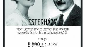 Esterházy-vitaesttel nyitja harmadik évadját a Somorjai Kaszinó.