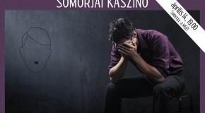 A Somorjai Kaszinó csütörtöki vitaestjének címe: Az eltűnt emlékezet nyomában