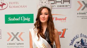 A nagyszarvai Kovacsics Karmen is ott lesz a Miss Universe Hungary esti döntőjében