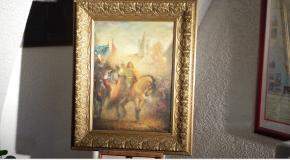 Juhász Tibor: Mátyás király Somorján