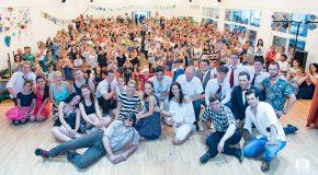 Féli fiatalok adják elő aMade in Hungária című musicalt Somorján