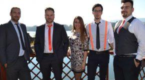 Swing Business – az első felvidéki koncert a somorjai Moziban