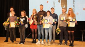 A kajakos Zalka Csaba lett Somorja város legjobb sportolója a2016-os évben