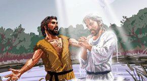 Napi evangélium – január 8. – Vasárnap, Urunk megkeresztelkedése