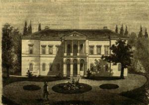 2. A gombai kastély