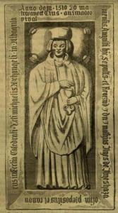 3. Illyésházy Mátyás sírköve