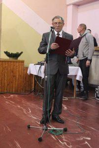 5 Sátor Zoltán a Csemadok Dunaszerdahelyi Területi Választmányának elnöke