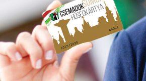 SMS-t és e-mailt kapnak a Csemadok rendezvényeiről a hűségkártya tulajdonosok – Váltsa ki Ön is