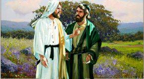 Napi evangélium – január 5. – Csütörtök