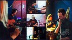 Korai Acoustic Instrumental koncert a Moziban