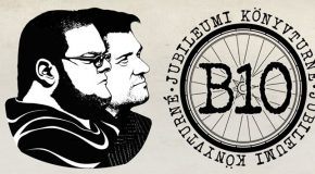 Bíró Szabolcs és Benyák Zoltán közös jubileumi előadsása