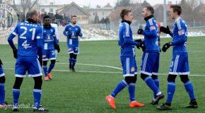 Szombaton az SK Sigma Olomouc lesz az STK ellenfele