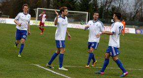 FC STK 1914 Somorja: Háromból három