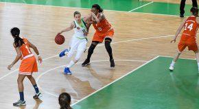 Az ország harmadik legjobb női kosárcsapata lehet a somorjai – döntés ma este
