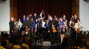 A kőszegi Jurisics várban koncertezett a Harmonia Classica kamarazenekar