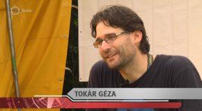 Tokár Géza: Rég rajtunk a bélyeg