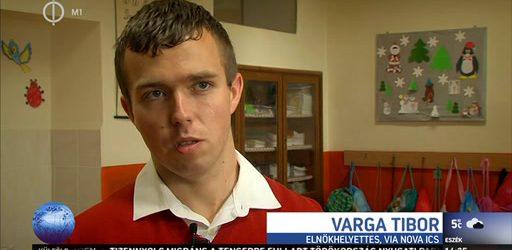 Varga Tibor: Tűzzük ki gyermekünknek a magyar iskolát!